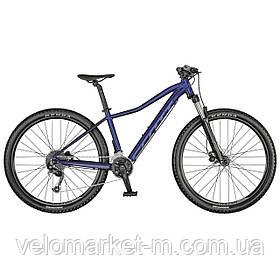 """Велосипед 27.5"""" Scott CONTESSA ACTIVE 40 S Purple 2021"""