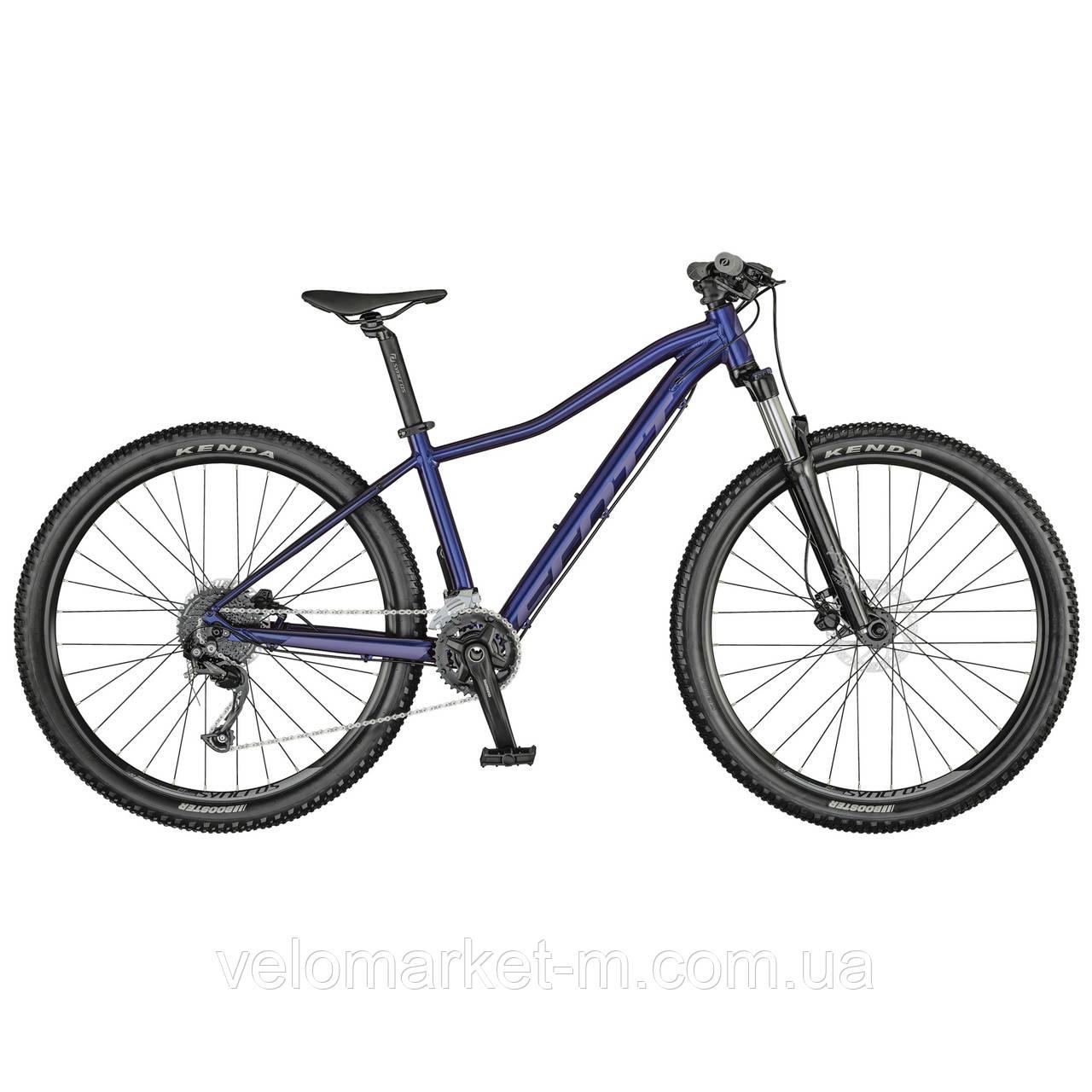 """Велосипед 29"""" Scott CONTESSA ACTIVE 40 M Purple 2021"""