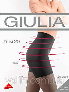 Корректирующие женские колготки Giulia Slim 20.