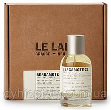 Парфюмированная вода  Le Labo Bergamote 22 (Ле Лабо 22) 100ml