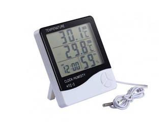 Домашня метеостанція HTC-2 термометр