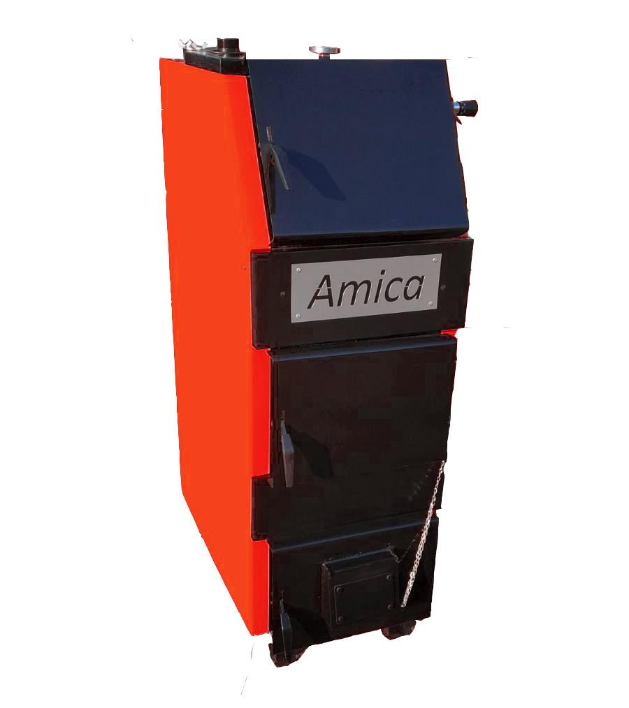 Котел холмова шахтного типу Amica Premium 48 кВт. Безкоштовна Доставка!