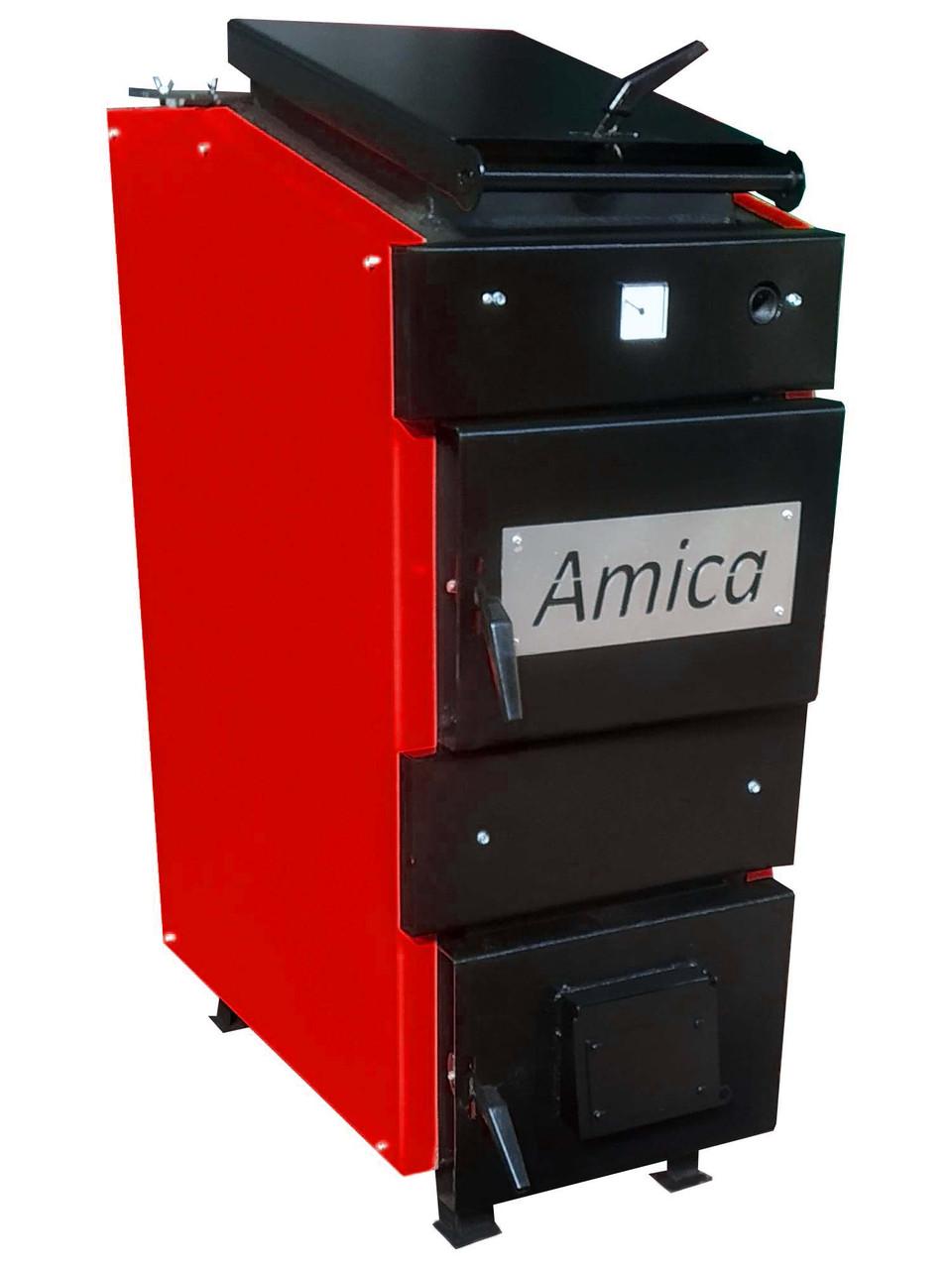 Котел холмова шахтный Amica Profi 98 кВт. Бесплатная Доставка!