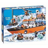 Конструктор  10443  Арктический ледокол  760 деталей