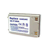 Аккумулятор для фотоаппарата Samsung SB-P180A (1800 mAh)