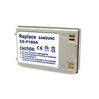 Акумулятор для фотоапарата Samsung SB-P180A (1800 mAh)