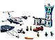 """Конструктор 11210 """"Воздушная полиция: авиабаза"""" , 559 деталей, фото 2"""