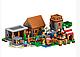 Конструктор 10531 Село, 1622 деталі, фото 2