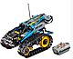 Конструктор Синий скоростной вездеход на радиоуправлении 11298 418 деталей, фото 2