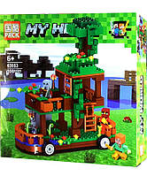 Конструктор 63053 Мобильная крепость в джунглях 356 дет
