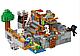 Конструктор 10471 Будиночок на дереві в джунглях (аналог Lego Майнкрафт, Minecraft 21125), 718 дет, фото 2