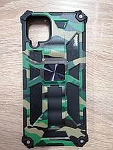 Чехол для Samsung A12 Army