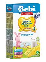 Сухая молочная каша Кукурузная Bebi Premium, 200 г