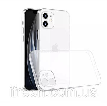 Чехол Baseus для Apple iPhone 12 (6.1inch) Simple Series, Transparent (ARAPIPH61N-A02)