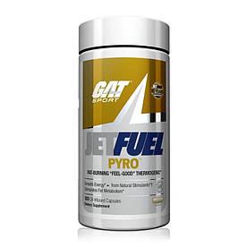 Жиросжигатель GAT JetFuel Pyro, 120 капсул
