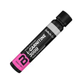 Жиросжигатель BioTech L-Carnitine 3000, 25 мл Лимон