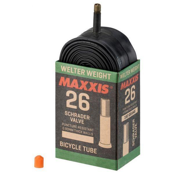 Камера MAXXIS 26x1,5/2.5 SV AV(Schrader) L:48мм EIB00137100