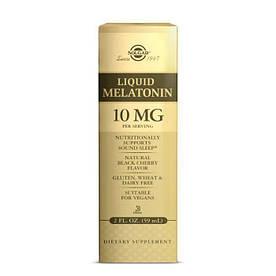 Восстановитель Solgar Melatonin Liquid 10 mg, 59 мл