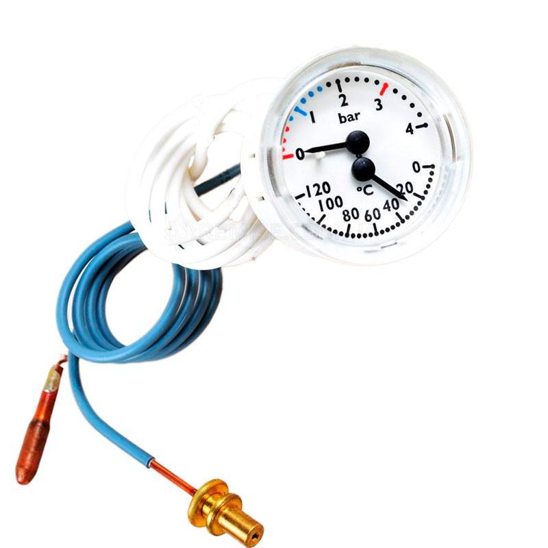 Манометр Ariston UNO 65100757 термоманометр
