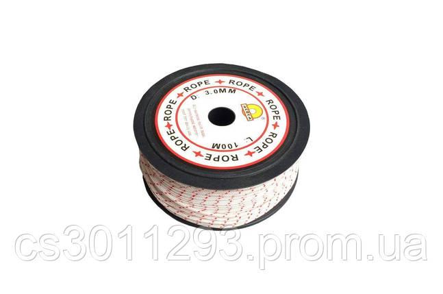 Шнур ручного стартера KosiKosa - 4 мм x 100 м, фото 2