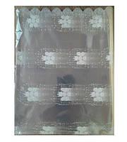 Пакеты для Упаковки Пасхи Кулича Цветочки 30 х 40см в Упаковке 100 штук