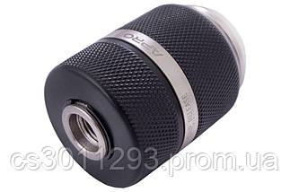 """Патрон для дрилі швидкозажимний Apro - 1/2"""" x 20 x 2-13 мм, фото 2"""
