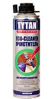 Очиститель монтажной пены Tytan ЭКО 500 мл