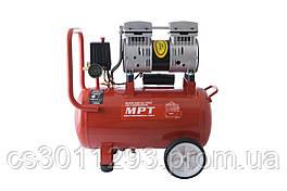 Безмасляний компресор MPT - 24 л x 800 Вт