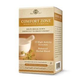 Натуральна добавка Solgar Comfort Zone, 90 вегакапсул
