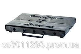 Мангал-валіза DV - 6 шп. x 1,5 мм холоднокатаний)