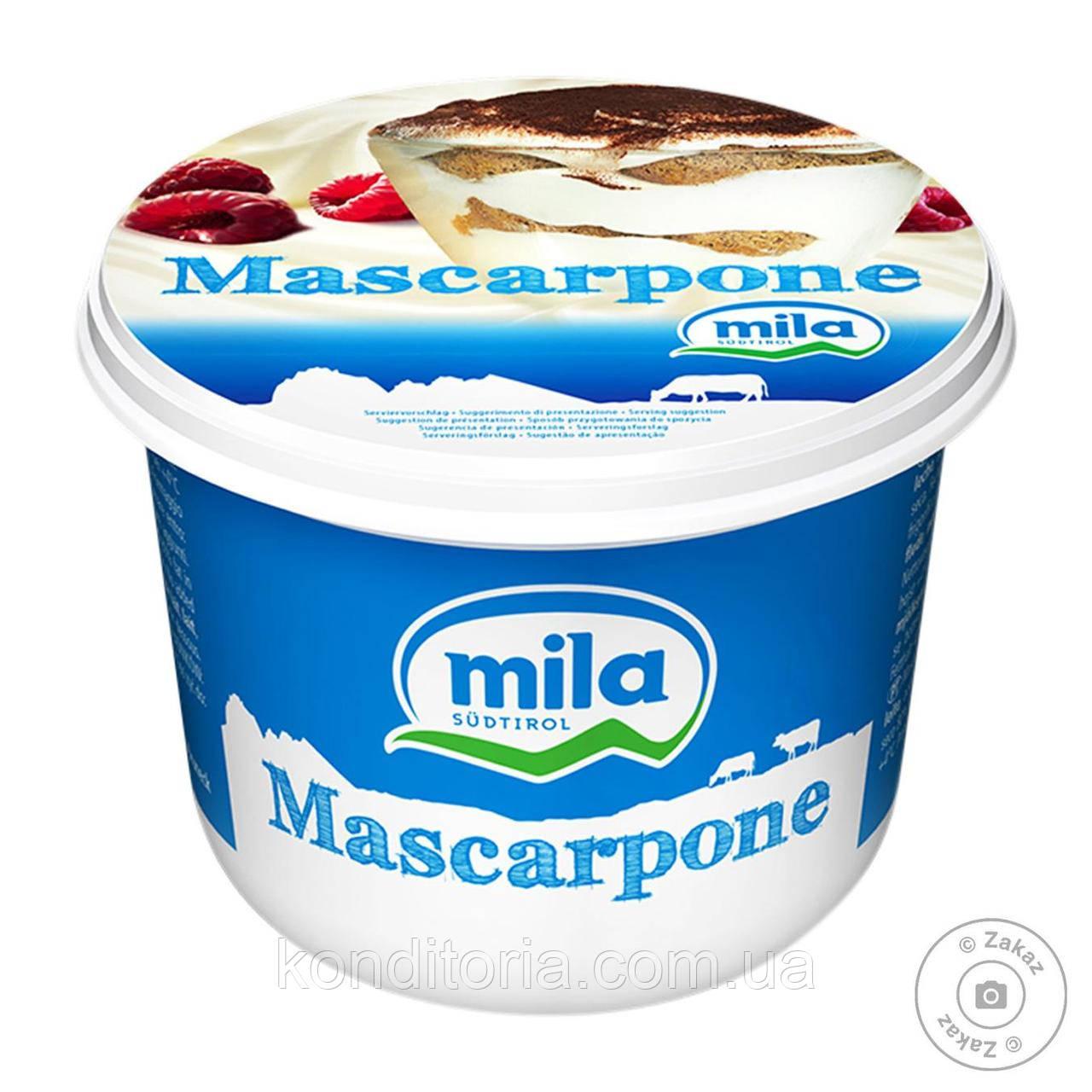 Сир Mila Маскарпоне 42% 500г