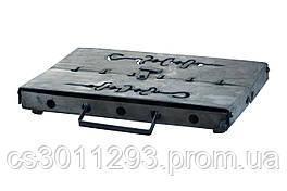 Мангал-валіза DV - 12 шп. x 1,5 мм холоднокатаний)