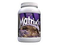 Комплексный протеин Syntrax Matrix 2.0 908 грамм Самый вкусный матрикс Milk Chocolate