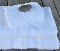 London Casual Avenue (Mood Eke Home) 70х140 пушистое полотенце  из бамбука и хлопка White