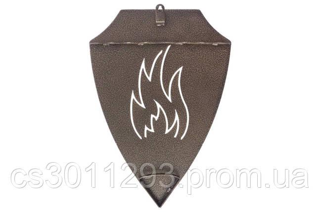 Подставка-щит для шампуров DV - огонь, фото 2