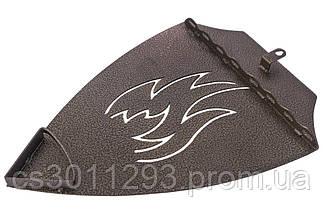 Подставка-щит для шампуров DV - огонь, фото 3