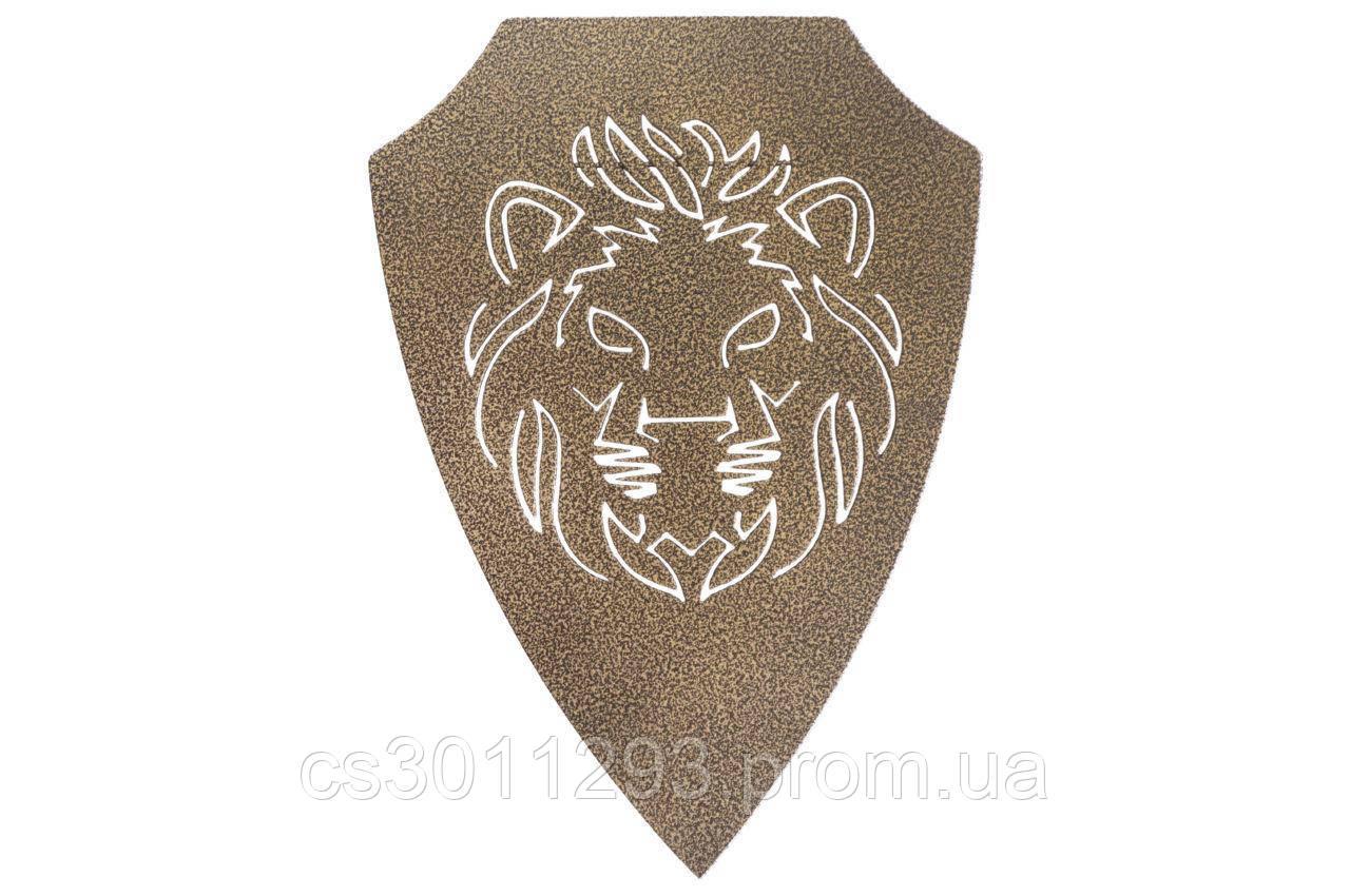 Підставка-щит для шампурів DV - лев
