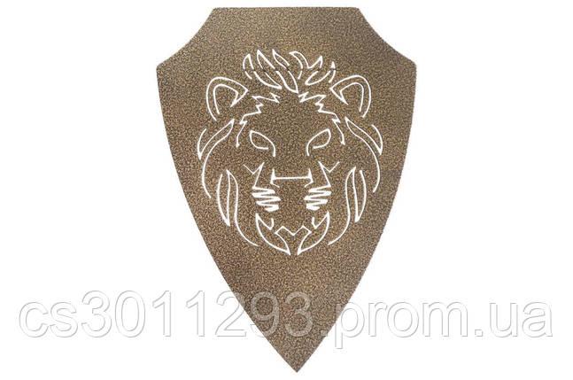 Подставка-щит для шампуров DV - лев, фото 2