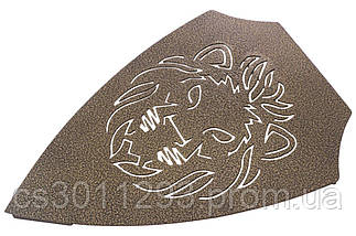 Підставка-щит для шампурів DV - лев, фото 2