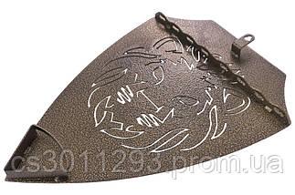 Підставка-щит для шампурів DV - лев, фото 3