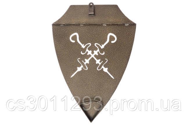 Подставка-щит для шампуров DV - шашлык, фото 2