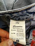Укорочені сучасні джинси, фото 4