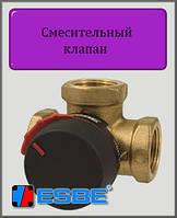 """Трёхходовой смесительный клапан ESBE VRG131 1"""" DN25 kvs 10 (под сервопривод)"""