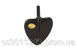 Лопата вугільна Mastertool - 320 x 380 мм x 1,3 кг, чорна