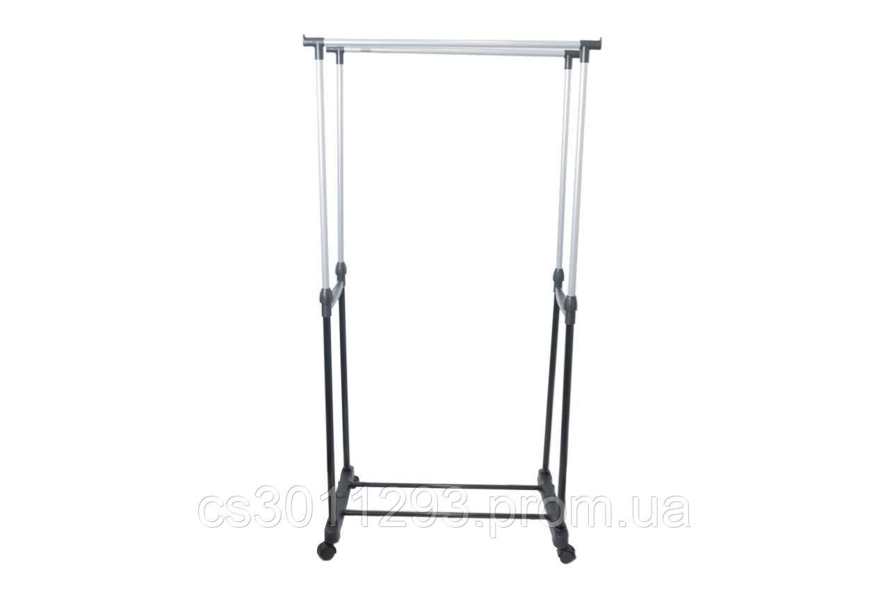 Стойка для одежды PRC - Double-Pole 650 x 320 x 1300 мм Small