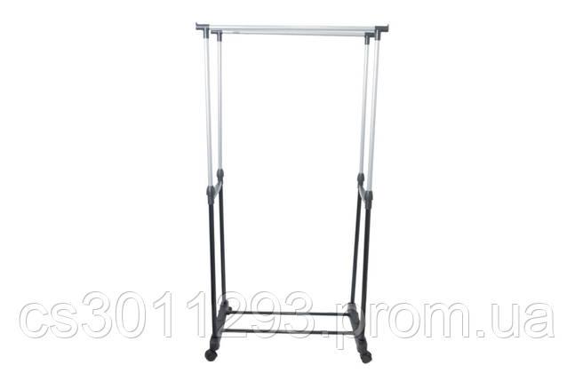 Стійка для одягу PRC - Double-Pole 650 x 320 x 1300 мм Small, фото 2