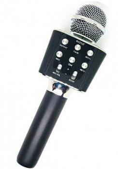 Караоке мікрофон Karaoke DM WS 1688 ЧОРНИЙ