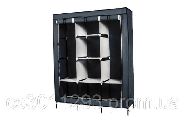 Шкаф тканевый Elite - 1180 x 450 x 1690 мм, фото 2
