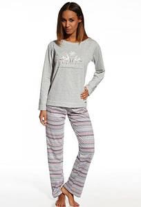 Пижама 655/105 Snowflake Cornette (L) #N/A