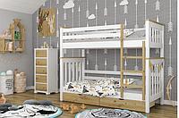 """Двоярусне ліжко """"Скандинавія міні"""" Mebigrand купити в Одесі, Україні, фото 1"""